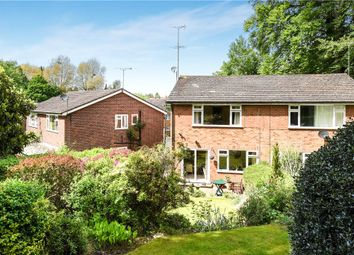 Thumbnail 3 bedroom semi-detached house for sale in Pembroke Close, Sunninghill, Berkshire
