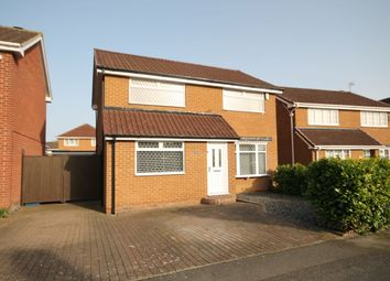 Thumbnail 4 bed detached house for sale in Norwich Avenue, Stockton-On-Tees