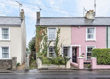 Thumbnail 3 bedroom end terrace house for sale in Bognor Road, Chichester