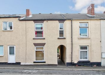 3 bed terraced house for sale in Cross London Street, New Whittington, Chesterfield S43