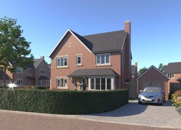 Thumbnail 3 bed detached house for sale in Kingfisher Way, Morda, Oswestry