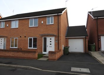 Thumbnail 1 bed semi-detached house to rent in Horwood Drive, West Bridgford