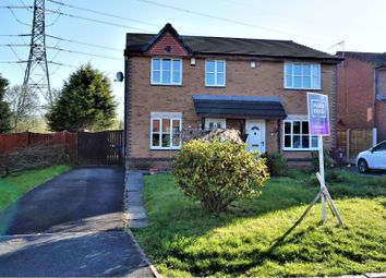 3 bed semi-detached house for sale in Leeward Close, Darwen BB3