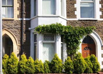 Thumbnail 4 bed terraced house for sale in Llanfair Road, Pontcanna, Cardiff