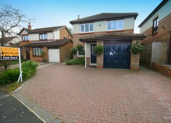 3 bed detached house for sale in Brancepeth View, Brandon, Durham DH7