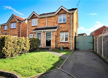 Thumbnail 2 bedroom semi-detached house for sale in Gaunt Close, Killamarsh, Sheffield