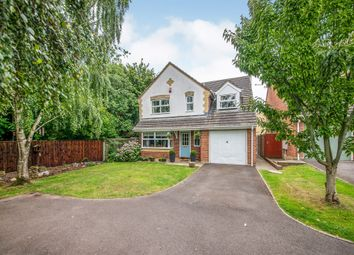 Thumbnail 4 bed detached house for sale in Foxglove Way, Brympton, Yeovil