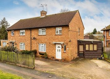 Thumbnail 3 bed semi-detached house for sale in Wolfs Wood, Oxted, Surrey
