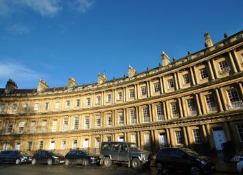 Thumbnail 1 bedroom flat for sale in The Circus, Bath