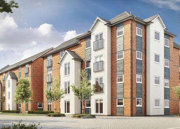 Thumbnail 2 bed flat for sale in Victoria Crescent, Shirley, Solihull