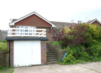 Thumbnail 3 bed semi-detached bungalow to rent in Piddinghoe, Newhaven