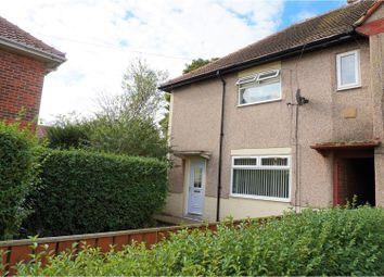 Thumbnail 3 bed semi-detached house for sale in Bulmer Place, Hartlepool