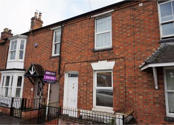 Thumbnail 2 bed terraced house for sale in Evesham Road, Stratford-Upon-Avon