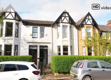 Thumbnail 3 bed terraced house for sale in Earlbank Avenue, Glasgow