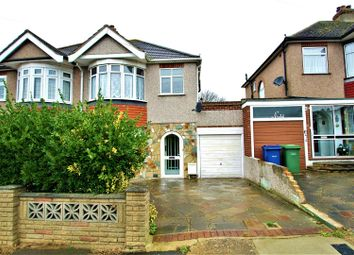 Thumbnail 3 bed property to rent in Blenheim Gardens, Aveley, South Ockendon