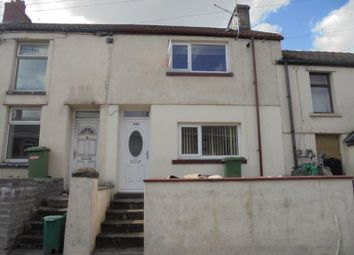 Thumbnail 2 bed terraced house for sale in Cardiff Road, Aberaman, Aberdare