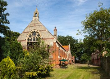 Thumbnail 9 bed detached house for sale in County School, North Elmham, Dereham
