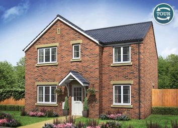 Thumbnail 5 bedroom detached house for sale in The Corfe At Moorfield, Moorfield Way, York