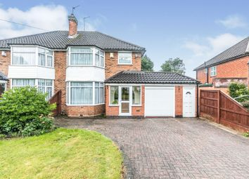 3 bed semi-detached house for sale in Chester Road, Kingshurst, Birmingham B36