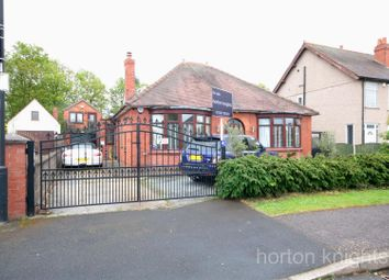 Thumbnail 3 bedroom detached bungalow for sale in The Avenue, Bessacarr, Doncaster