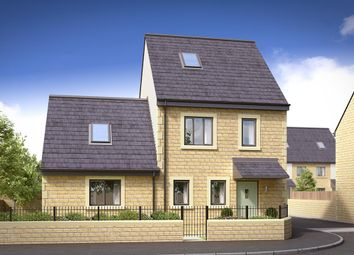 Thumbnail 4 bed detached house for sale in Pilgrim Gardens, Market Street, Edenfield, Bury