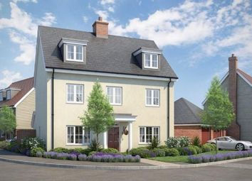 Thumbnail 5 bed detached house for sale in The Tamar At Beaulieu, Centenary Way, Off White Hart Lane, Chelmsford