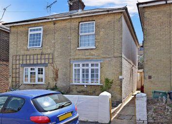 Thumbnail 2 bed semi-detached house for sale in Meaders Road, Ryde, Isle Of Wight