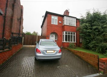 Thumbnail 3 bed semi-detached house to rent in Glendale Road, Eccles, Manchester