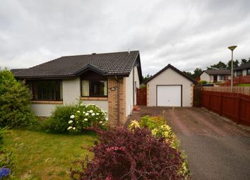 Thumbnail 2 bed bungalow for sale in Towerhill Crescent, Cradlehall, Inverness