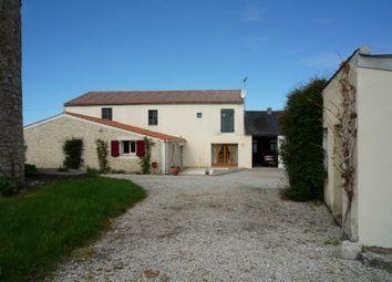 Thumbnail 4 bed property for sale in Saint-Michel-En-l-Herm, Vendée, France