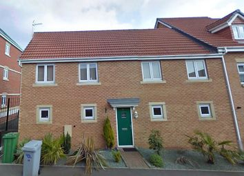Thumbnail 2 bed flat to rent in Trinity Road, Edwinstowe, Mansfield