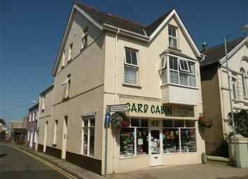 Thumbnail 4 bedroom property for sale in 42 West Street, Fishguard, Pembrokeshire