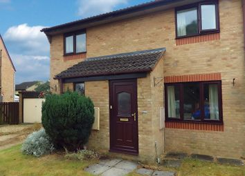 Thumbnail 2 bed semi-detached house to rent in Thorney Leys, Witney, Oxfordshire