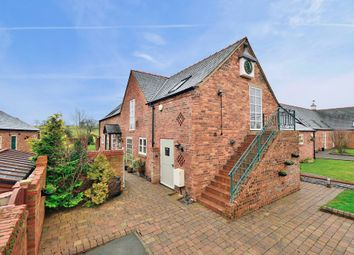 Thumbnail 4 bed barn conversion for sale in Overton Road, Bangor-On-Dee, Wrexham