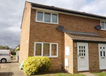 Thumbnail 2 bedroom property to rent in Foxwood South, Soham, Ely