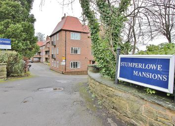 Thumbnail 1 bed flat for sale in Stumperlowe Mansions. Stumperlowe Lane, Sheffield