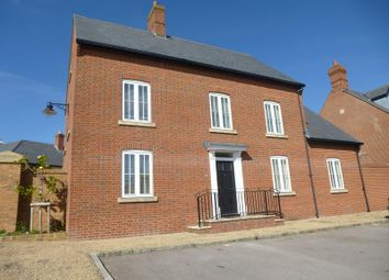 Thumbnail 5 bed detached house to rent in Peverell Avenue West, Poundbury, Dorchester