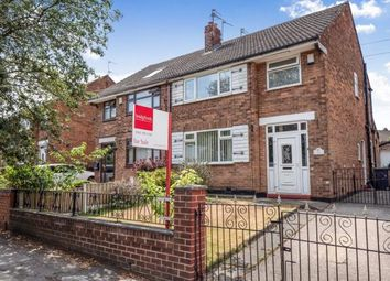 Thumbnail 3 bedroom semi-detached house for sale in Wellington Road, Eccles, Manchester, Greater Manchester
