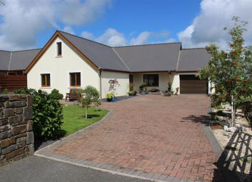 Thumbnail Detached house for sale in Rosehill, Portfield Gate, Haverfordwest
