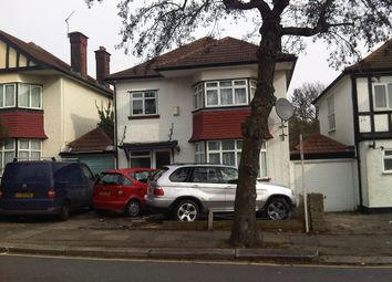 Thumbnail 3 bed semi-detached house to rent in Cheyne Walk, Hendon
