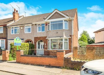 Thumbnail 3 bedroom terraced house for sale in Hyde Road, Coventry