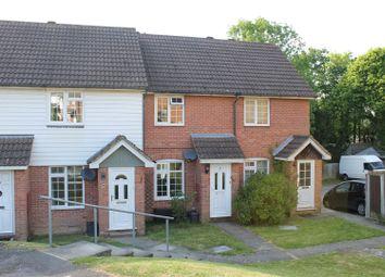Thumbnail 1 bed terraced house for sale in Rowan Close, Heathfield