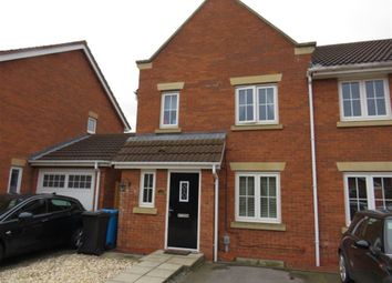 3 bed semi-detached house for sale in Halecroft Park, Kingswood, Hull HU7