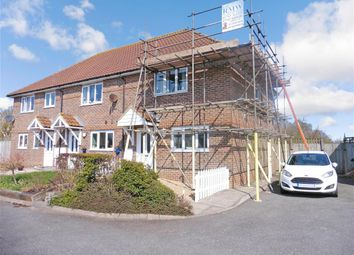 Thumbnail 2 bed end terrace house for sale in Links Close, Newchurch, Romney Marsh, Kent