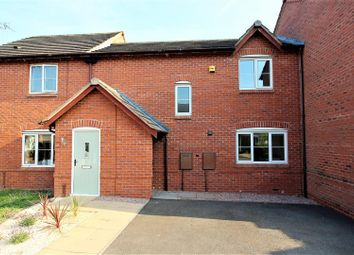 Thumbnail 3 bed town house for sale in Hawkhurst Drive, Hill Ridware, Rugeley