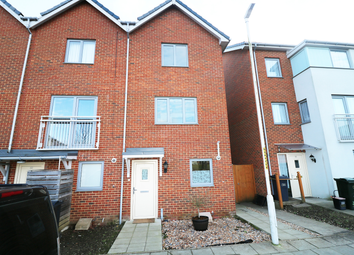 Thumbnail 3 bed end terrace house to rent in Billington Grove, Willesborough, Ashford
