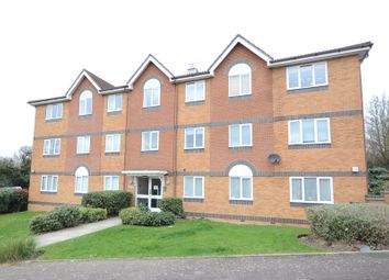 Thumbnail 2 bedroom flat for sale in Chancel Mansions, Hebbecastle Down, Warfield