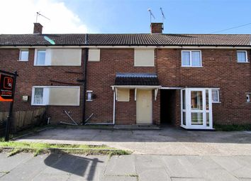 Thumbnail 3 bed terraced house for sale in Kingfisher Avenue, Ipswich
