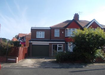 Thumbnail 4 bed property to rent in Hastings Avenue, Benton, Newcastle Upon Tyne
