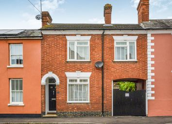 Thumbnail 3 bed terraced house for sale in Silver Street, Newport Pagnell